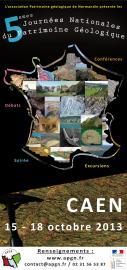Les 5ème Journées Nationales du Patrimoine Géologique bientôt en Normandie